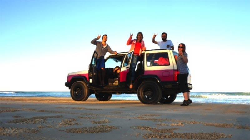Cheapest Way Fraser Island