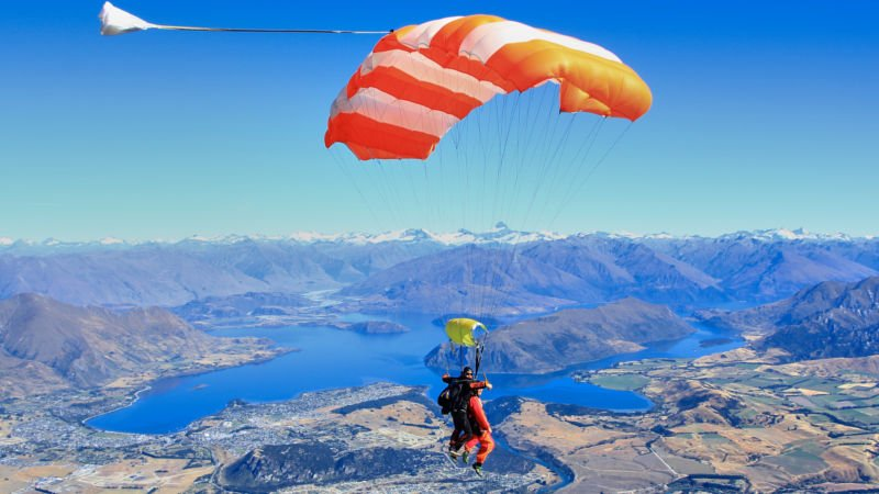 Skydive Wanaka 12 000ft Epic Deals And Last Minute Discounts