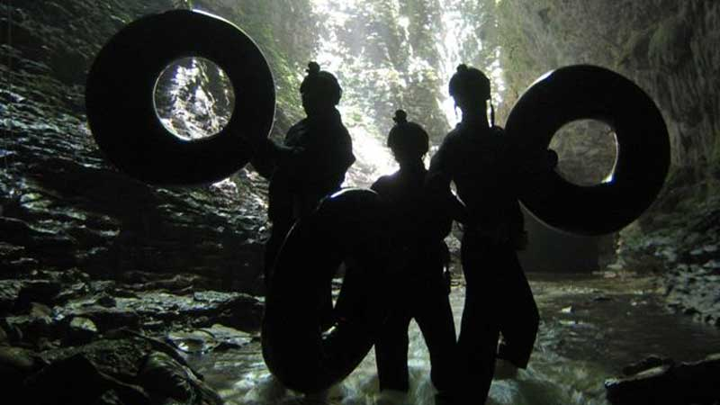 Black Water Rafting, Abseiling, Glow Worms, Caving and Rock Climbing - this tour has everything you need for an action packed adventure!