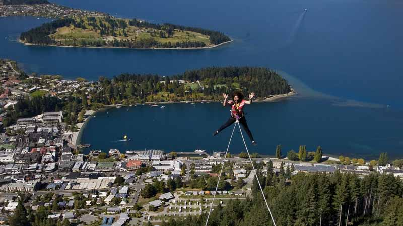 Queenstown Bungy Jumping Canyon Swings Bookme From 50 Off