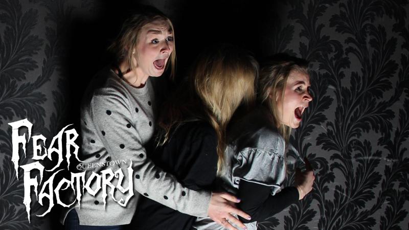 Horror House Fear Of Life