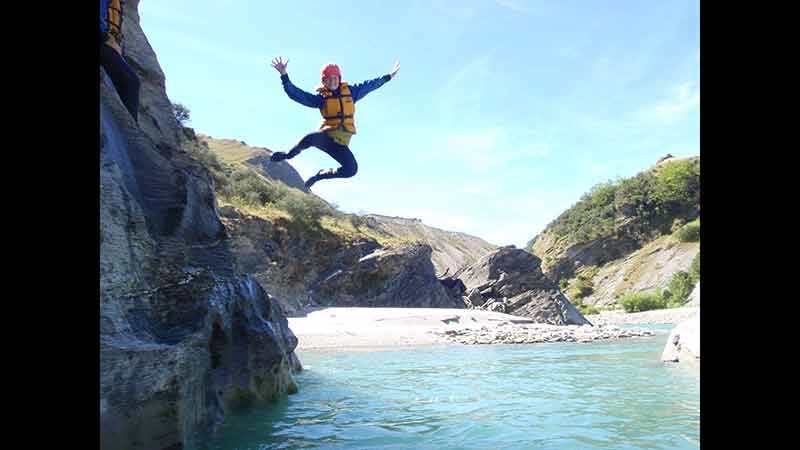<p>We are specialists in soft adventure trips rafting the gentle upper reaches of the famous Shotover River.  Suitable for everyone from 3 years old.  Water confidence is not necessary!</p>