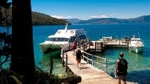 Picton: Mail Run Cruise - Queen Charlotte Sound