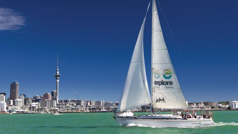 Enjoy Auckland the 'City of Sails' onboard Pride of Auckland. Our relaxed sailing excursions offer a uniquely local Auckland experience within an intimate and engaging atmosphere.