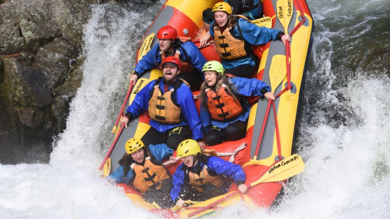 Take on the mighty Wairoa River in an adrenaline-pumping rafting expedition you'll never forget! Make sure you're one of the lucky few that get to experience this rafting trip of a lifetime.