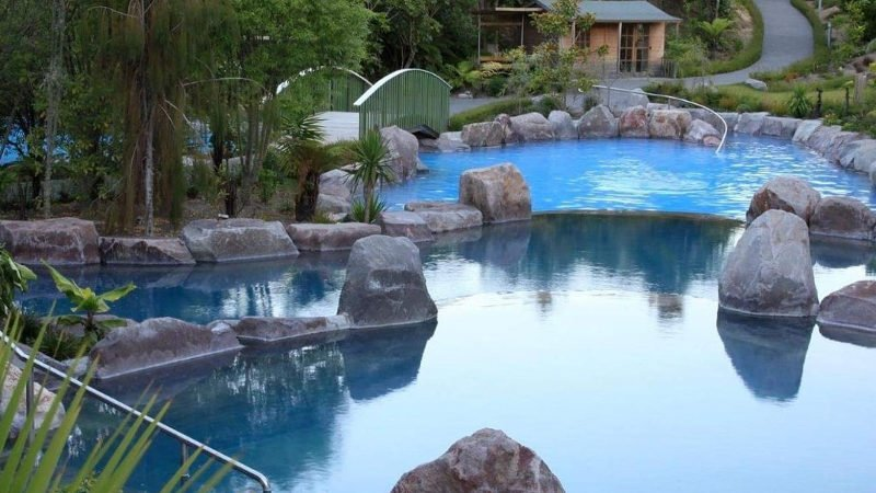 Wairakei Thermal Hot Pools