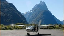 Milford Sound Fly-Cruise-Coach with Glenorchy Air