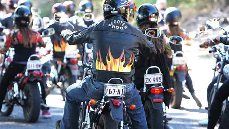 scooteroo, motorbike tour