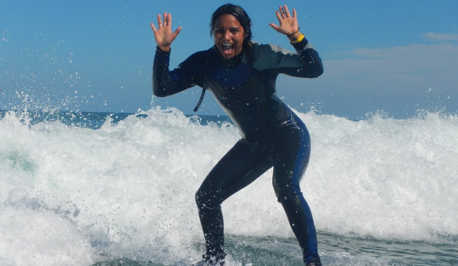 Enjoy your surfing experience with our skilled surf coaching, stunning location, & pure love of the ocean