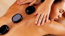 90 Minute Hot Stone Massage Individual or Couple