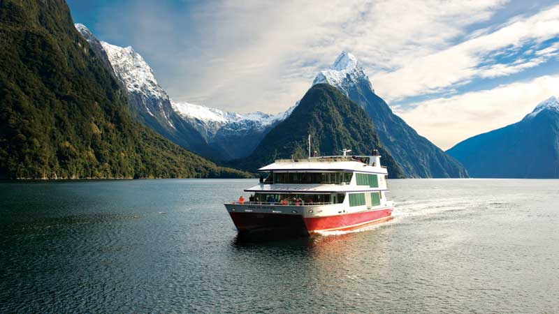 Image result for milford sound cruise