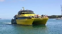 Auckland to Waiheke Island - Fast Ferry - Explore
