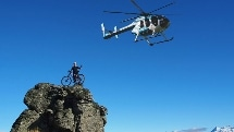 Heliview High Country Mountain Biking with Helicopter Access