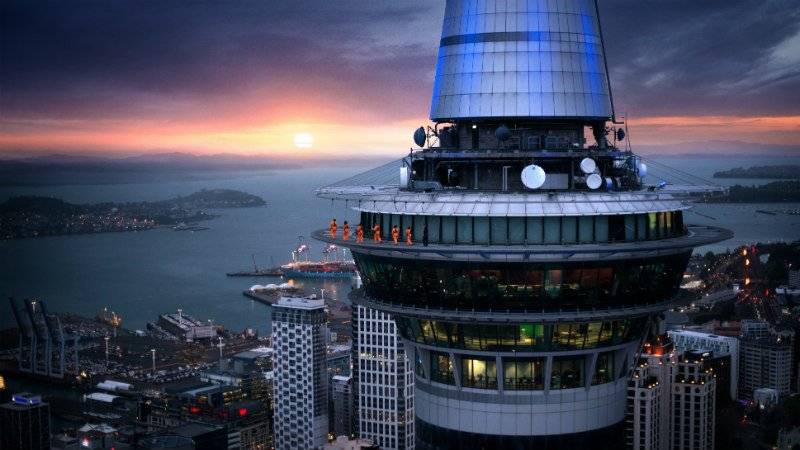 Walk amongst the clouds on top of the iconic Sky Tower as you experience one of New Zealand's most popular adventure activities!