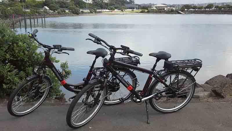 E Bike Electric Bike Hire Half Day