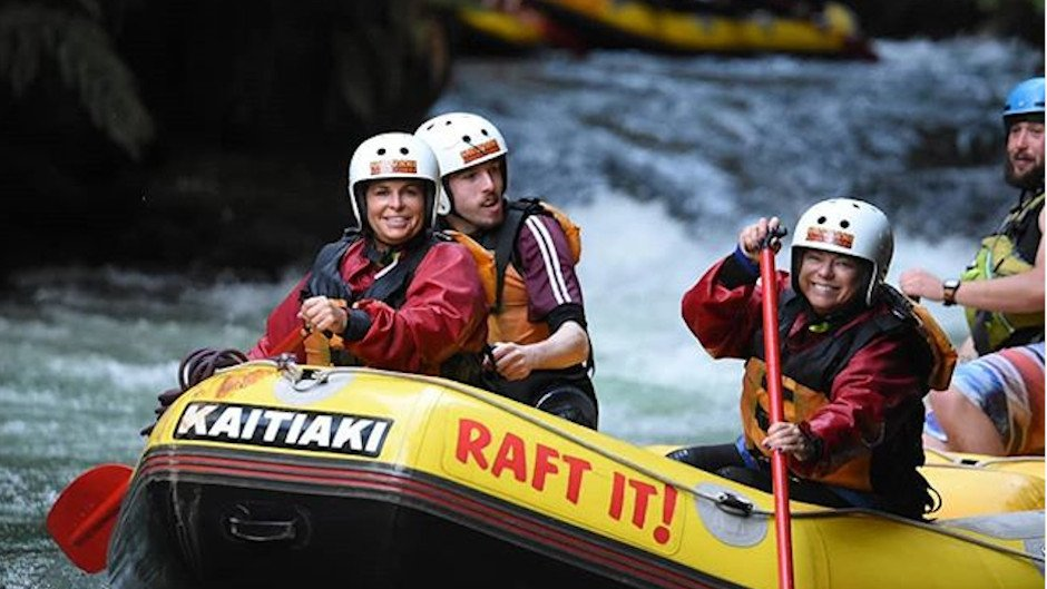 Take on the challenge of a thrilling rafting adventure with Kaitiaki Adventures - Rotorua's White Water Rafting Specialists.