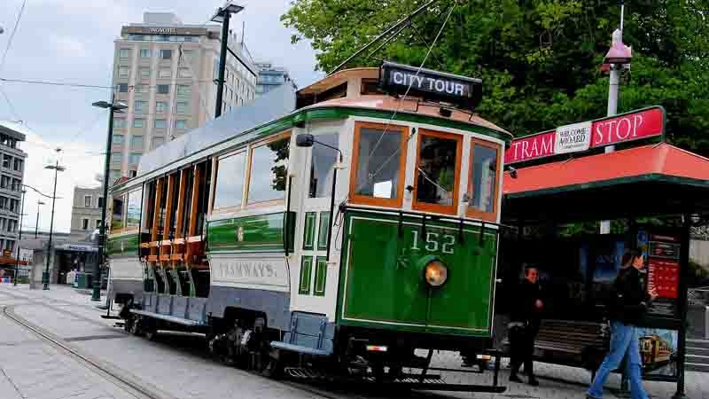 Take a city tour in style on board a beautifully-restored heritage tram.   You can hop on and off the trams as you please with your ticket, allowing you to explore the city at your leisure.