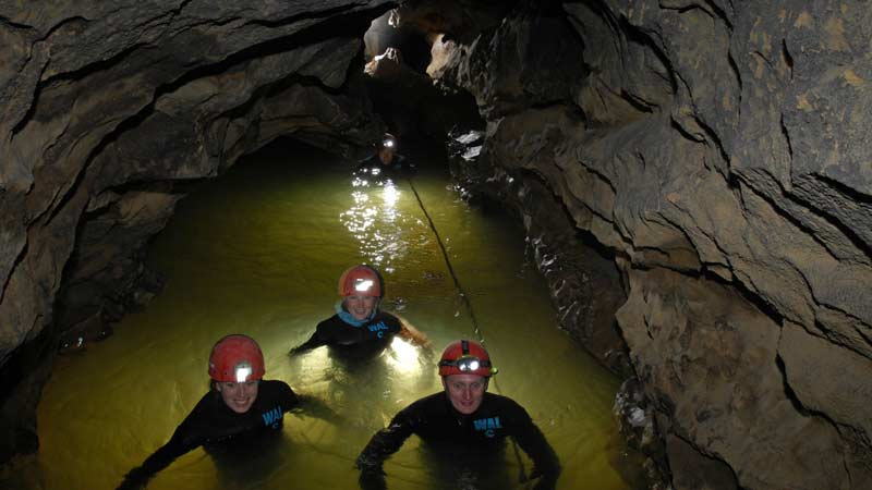 Incorporating the best of blackwater rafting with caving, climbing and swimming - TumuTumu ToObing is a great Kiwi adventure not to be missed.