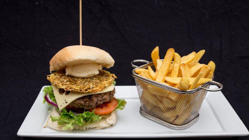 Bookme Special – Gourmet Burger and Fries Valued At $22 (From ONLY $15.95