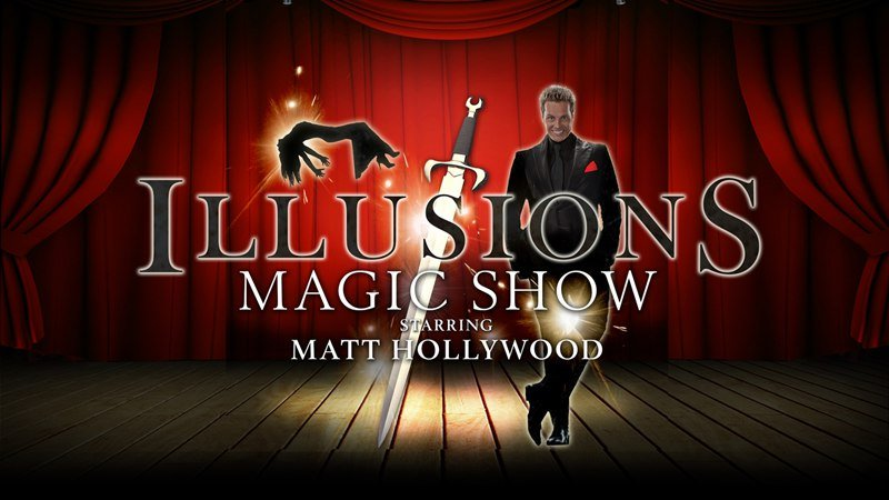 Master Illusionist Matt Hollywood brings Las Vegas style grand illusions LIVE to you on the Gold Coast!