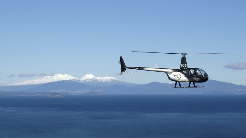 Join INFLITE Charters for an incredible scenic helicopter flight that will showcase Taupo's two most Scenic Stars – The mighty Huka Falls and the incredible Maori Rock Carvings!