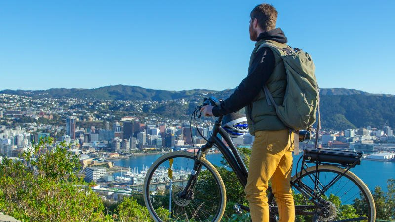 Take in the best of Wellington with the newest and most fun way to see the city!