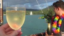 Sunset Sailing Outrigger Tour: Airlie Beach