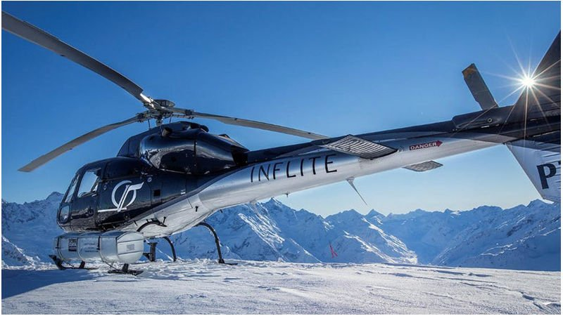 Take to the skies and experience a 25 minute helicopter flight through the Mt Cook National Park