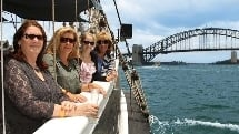 Sailing - Tall Ships - Afternoon DISCOVERY Cruise with Unlimited Drinks