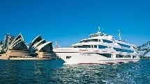 Sydney Harbour - Top Deck - 2 COURSE PREMIUM LUNCH Cruise - Circular Quay