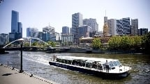 Melbourne River Cruises - City & Williamstown - Return Sightseeing Cruise