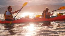 Kaikoura Kayaks - Sunset Evening Classic
