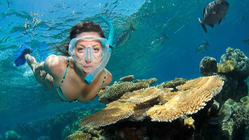 Memorable trip water sports activity