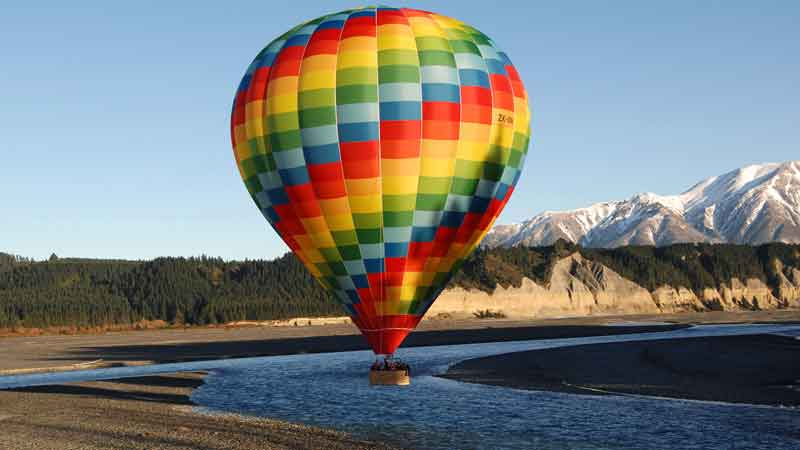 Hot Air Ballooning Deals