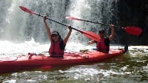 Classic Waterfall Tour - Coastal Kayakers