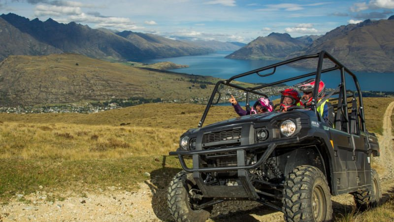 Queenstown off road tour