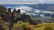 Blue Mountains Day Tour with BBQ Lunch & Wild Kangaroos - Coast Warriors