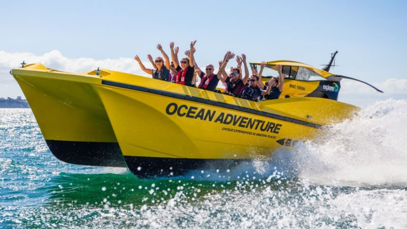 Ocean Adventure - Explore Group Deals