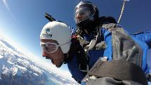 12,000ft Tandem Skydive - Skydive Southern Alps