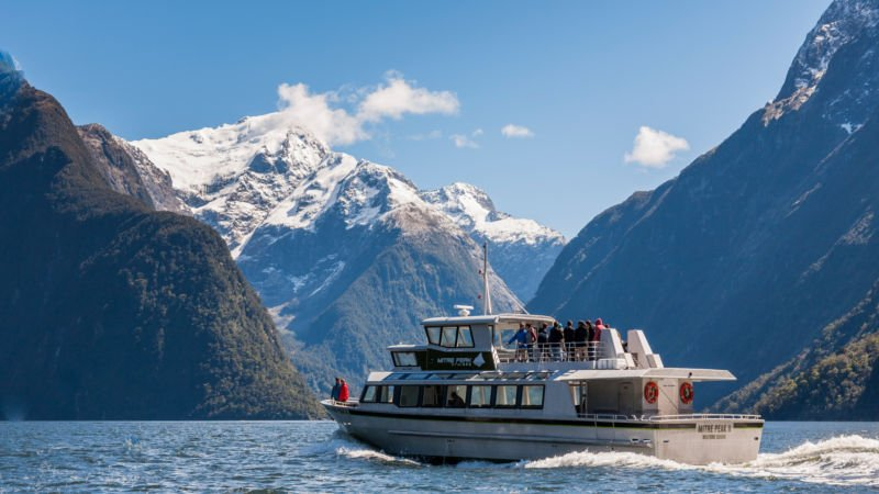 Milford Sound Cruise deals