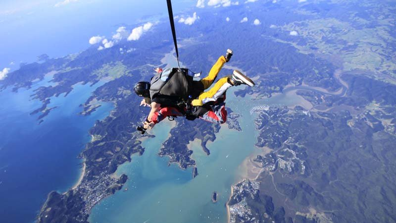 Skydive Bay of Islands deals