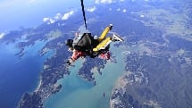 12,000ft Tandem Skydive - Skydive Bay of Islands