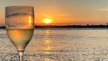 1.5hr Milbi Sunset Cruise With Champagne and Canapés - Hervey Bay Eco Marine Tours