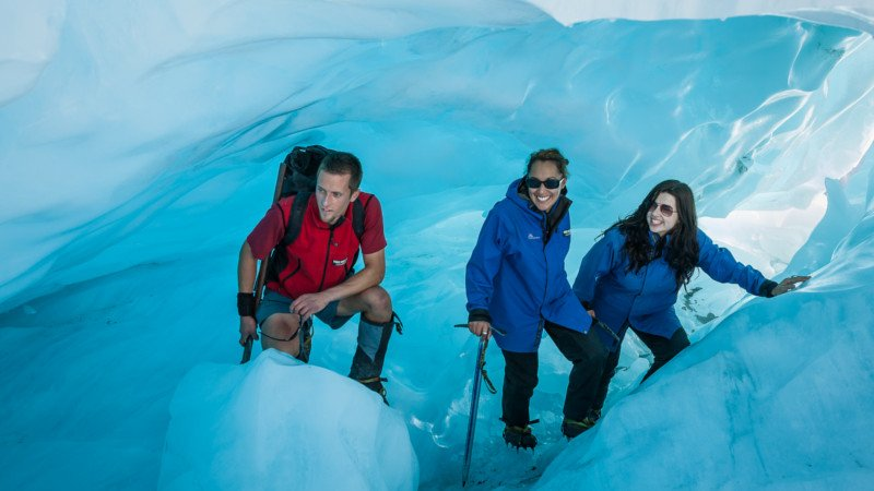 Embark on one of the world's most breathtaking alpine excursions and get up close and personal to the remarkable beauty and awe-inspiring environment of the Franz Josef Glacier.