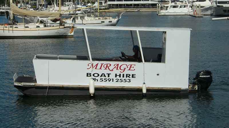 BBQ Pontoon Boat Hire - Marina Mirage - Epic deals and last