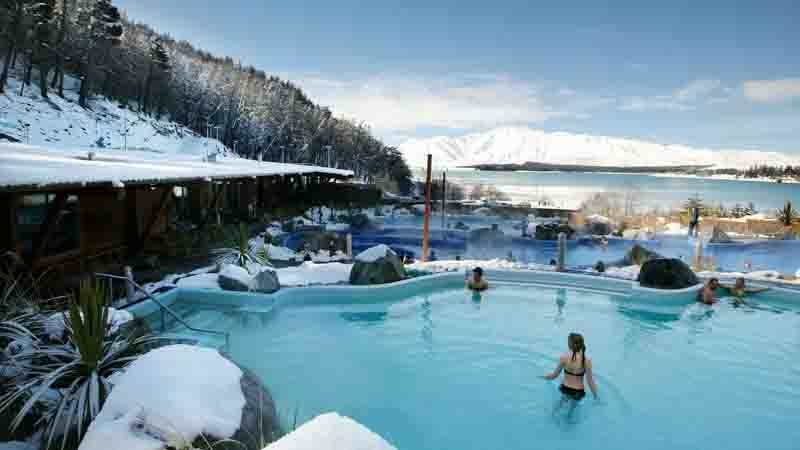 Tekapo Springs hot pool deals