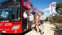 Perth Explorer Hop On Hop Off Bus - 48 hour pass