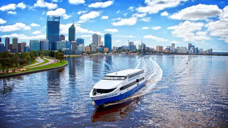 Captain Cook Cruises Perth