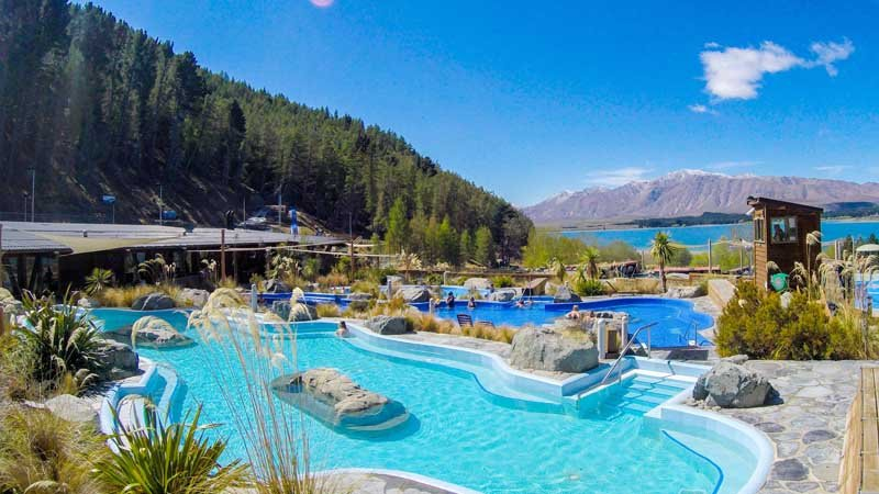 40% Off Tekapo Springs - Hot Pools Entry