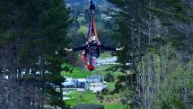 Silverdale Adventure Park - Unlimited Pass 2 -  Luge, Bungee, Zip line and more!